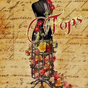 Tops - Tops, Blouses, Shirts